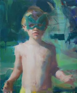 David Shevlino, zomercursus Portretschilderen in toetsen, Portretschool Amsterdam