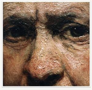 De ogen Rembrandt door de ogen van Rembrandt, Portretschool Amsterdam