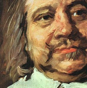 Frans Hals detail, zomercursus Portretschool Amsterdam