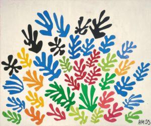 Henri Matisse, boeket