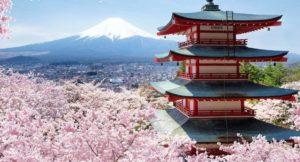 Een zeer Japans plaatje!