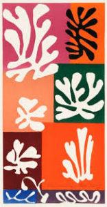 Matisse, Fleurs de neige, 1951