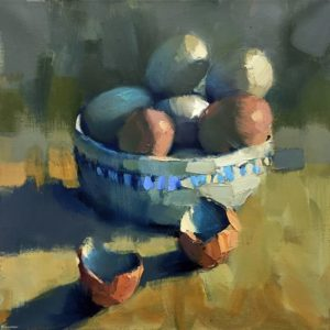 Trisha Adams, Eggs